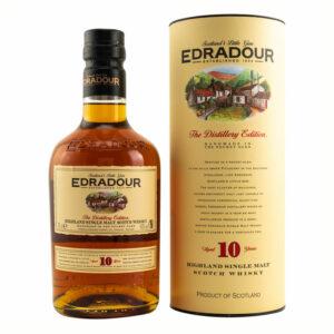 Edradour 10 Scotch