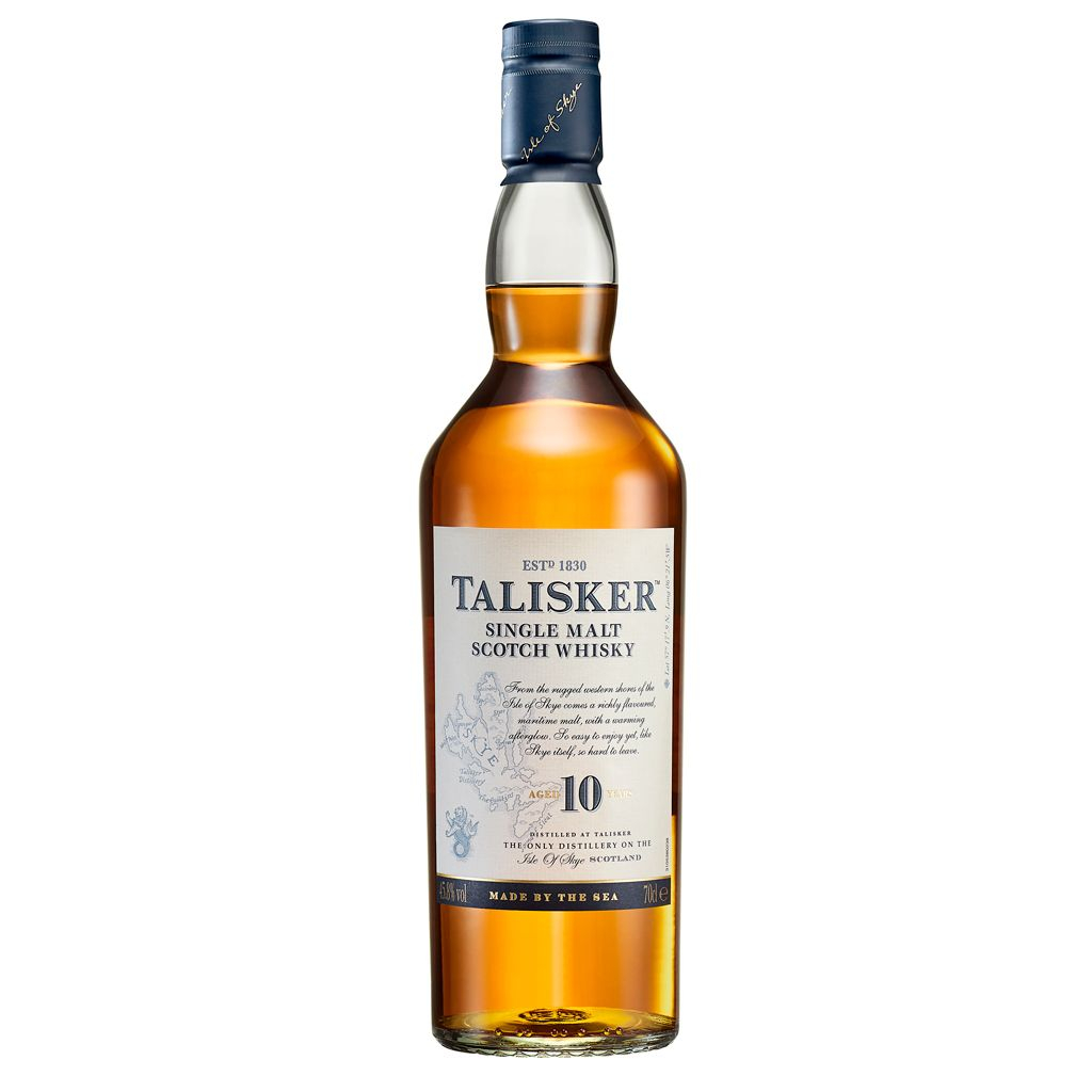 Talisker 10 Years Isle of Skye Single Malt Whisky