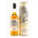 Cardhu Gold reserve GoT Edition